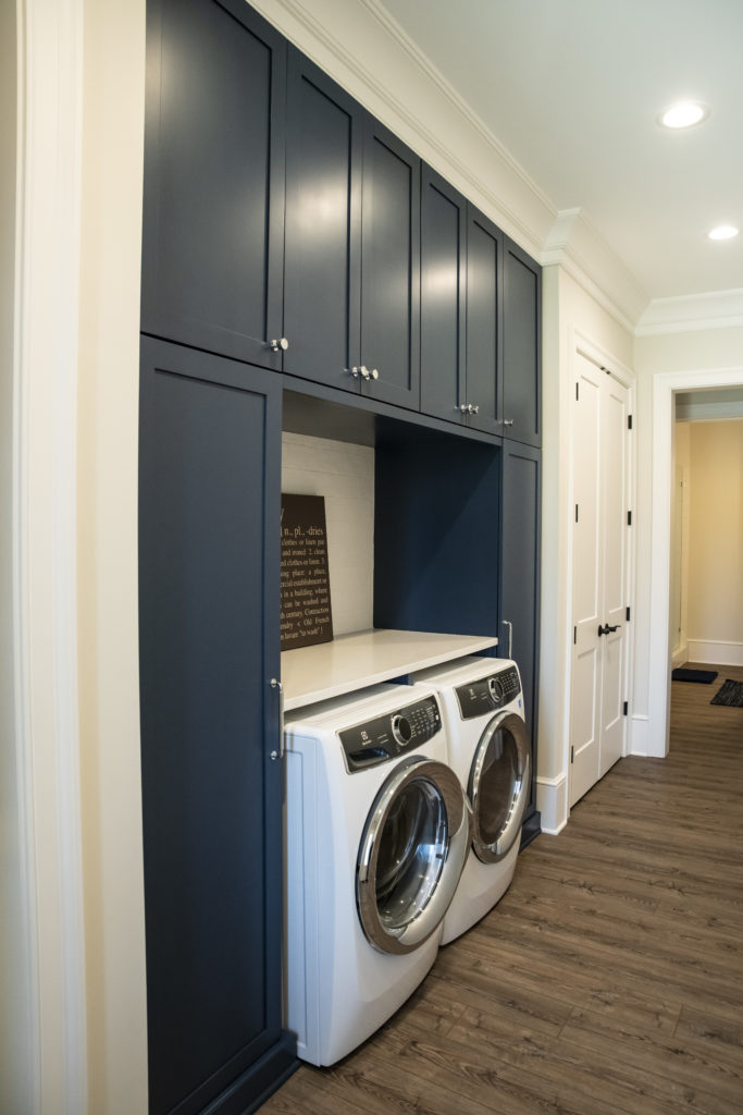 custom laundry room Charlotte nc