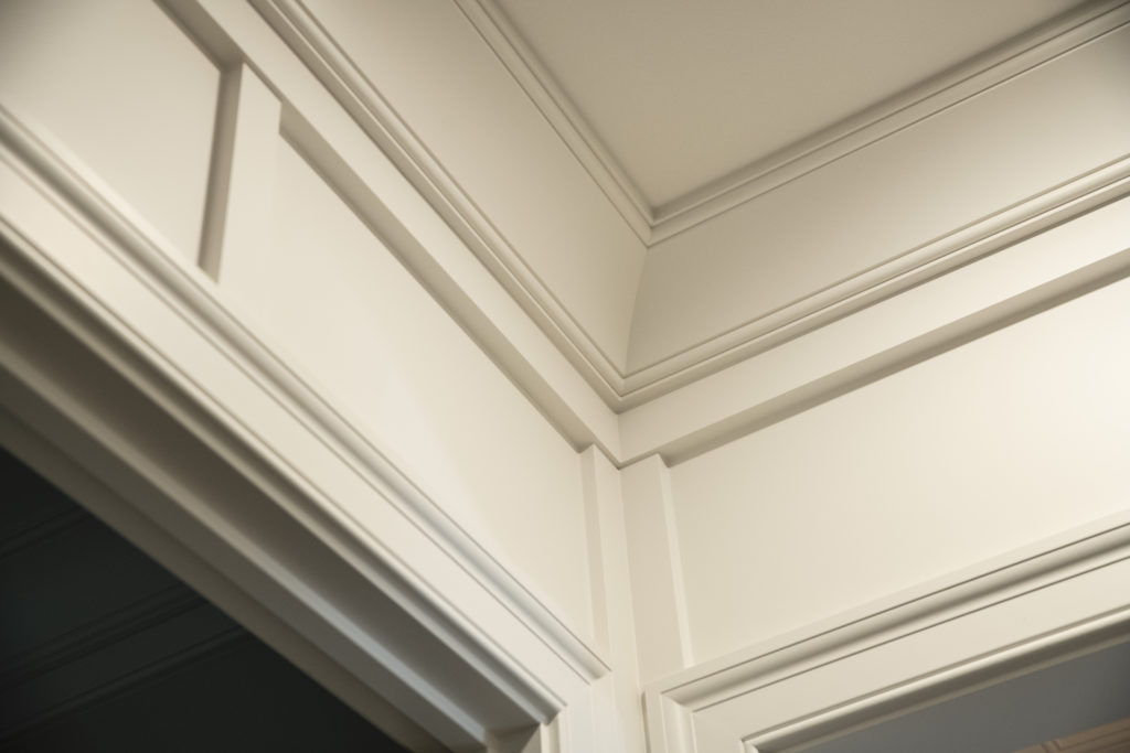 custom molding Charlotte home builders